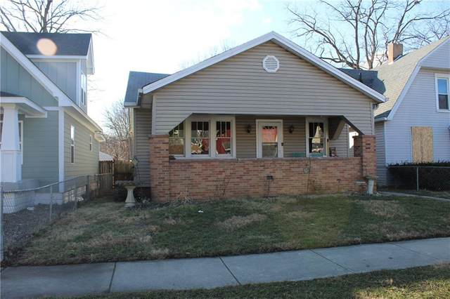 418 N Chester Avenue, Indianapolis, IN 46201 (MLS #21770045) :: Dean Wagner Realtors