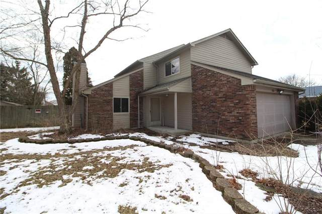 1161 Standish Drive, Greenwood, IN 46142 (MLS #21770047) :: Realty ONE Group Dream