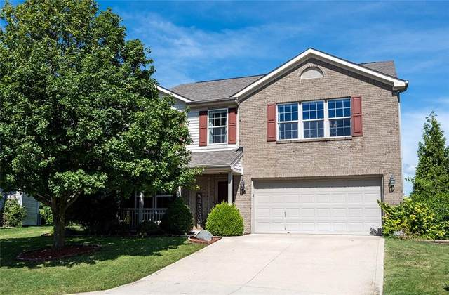 6510 Amherst Way, Zionsville, IN 46077 (MLS #21770049) :: Heard Real Estate Team | eXp Realty, LLC