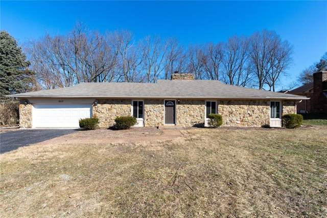 8517 Ridge Hill Drive, Indianapolis, IN 46217 (MLS #21770056) :: The Indy Property Source