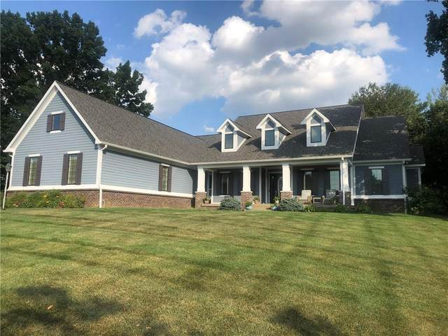 39 Woodland Drive, Carmel, IN 46032 (MLS #21770104) :: Mike Price Realty Team - RE/MAX Centerstone
