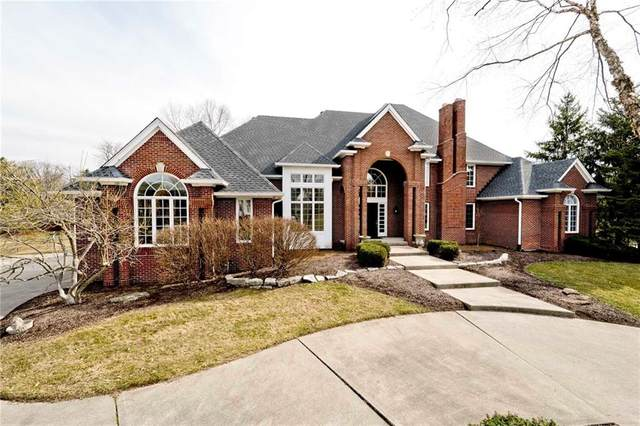 10571 Chatham Court, Carmel, IN 46032 (MLS #21770126) :: Heard Real Estate Team | eXp Realty, LLC