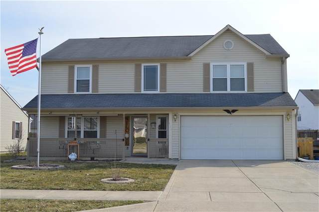 624 Westpointe Drive, Shelbyville, IN 46176 (MLS #21770138) :: Mike Price Realty Team - RE/MAX Centerstone