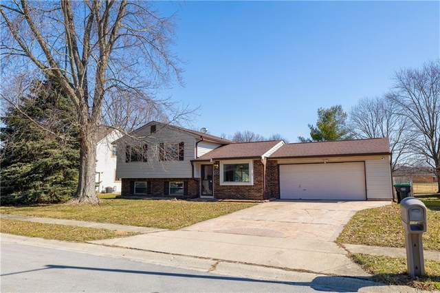 619 Oakland Way, New Whiteland, IN 46184 (MLS #21770142) :: Realty ONE Group Dream