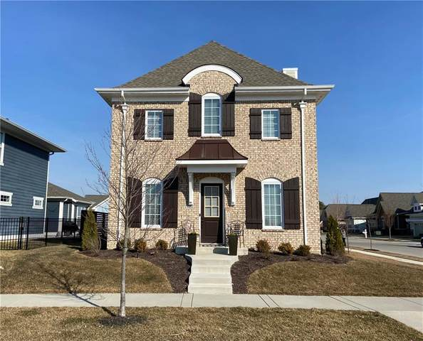 15001 American Lotus Drive, Westfield, IN 46074 (MLS #21770152) :: Anthony Robinson & AMR Real Estate Group LLC