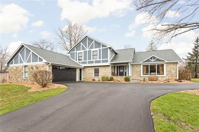 230 Woodstock Court, Zionsville, IN 46077 (MLS #21770164) :: The Indy Property Source