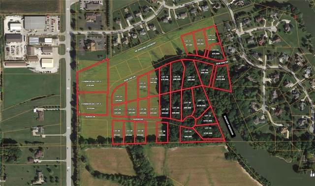 0 Sr 129, Batesville, IN 47006 (MLS #21770169) :: Anthony Robinson & AMR Real Estate Group LLC