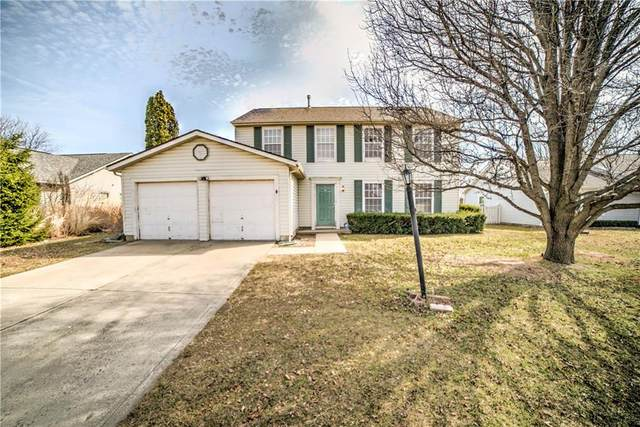 7619 Bancaster Drive, Indianapolis, IN 46268 (MLS #21770170) :: Dean Wagner Realtors