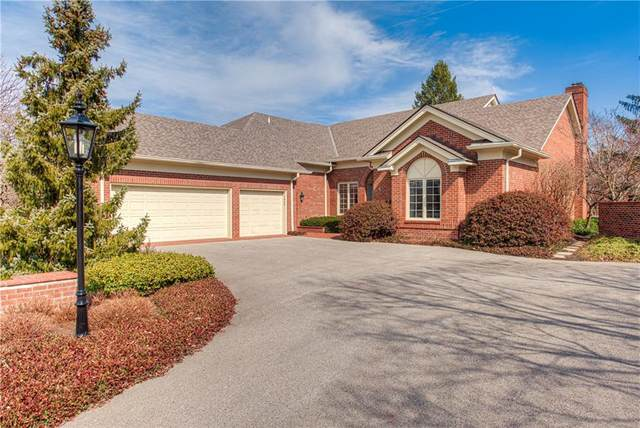 7939 Beaumont Green Place, Indianapolis, IN 46250 (MLS #21770232) :: Richwine Elite Group