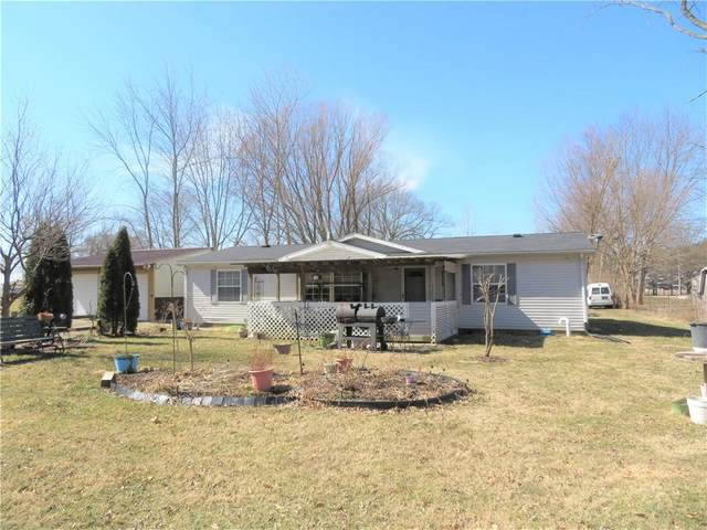 9386 Lauramie Street, Stockwell, IN 47983 (MLS #21770237) :: Mike Price Realty Team - RE/MAX Centerstone