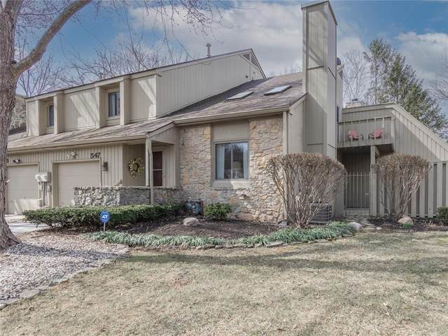 547 Conner Creek Drive, Fishers, IN 46038 (MLS #21770259) :: RE/MAX Legacy