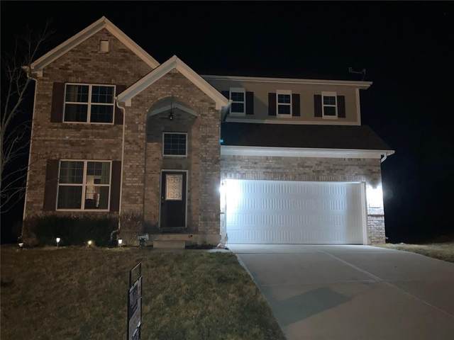 4214 Parliament Way, Avon, IN 46123 (MLS #21770271) :: Ferris Property Group