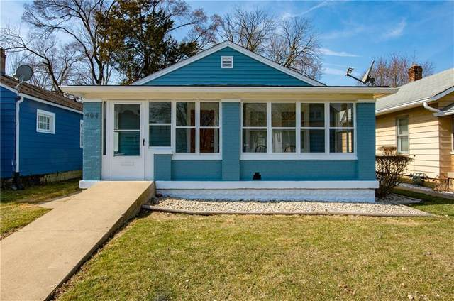 904 N Drexel, Indianapolis, IN 46201 (MLS #21770288) :: Anthony Robinson & AMR Real Estate Group LLC