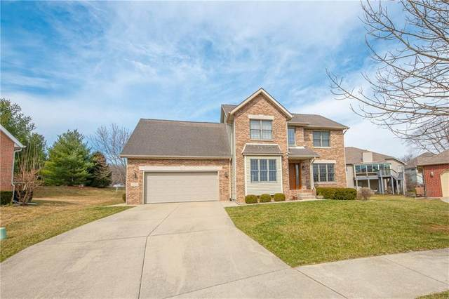 2790 Pippin Court N, Columbus, IN 47201 (MLS #21770291) :: The Evelo Team