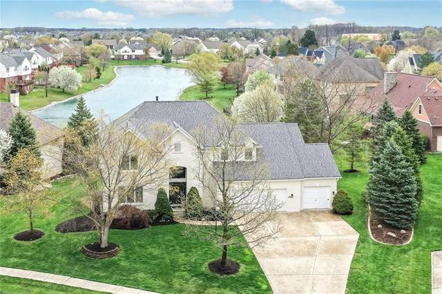13675 High Point Circle, Fishers, IN 46038 (MLS #21770315) :: Mike Price Realty Team - RE/MAX Centerstone