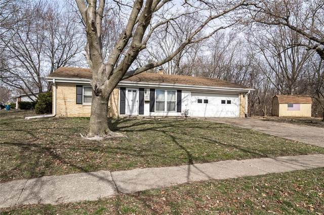 3123 N Lawndale Avenue, Indianapolis, IN 46224 (MLS #21770320) :: Heard Real Estate Team | eXp Realty, LLC