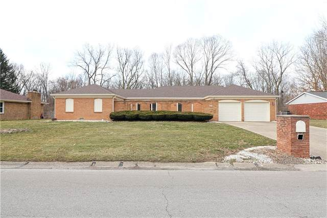 512 Leisure Lane, Greenwood, IN 46142 (MLS #21770333) :: Heard Real Estate Team | eXp Realty, LLC
