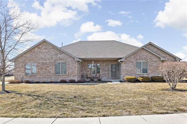 1872 Holiday Pines Drive, Brownsburg, IN 46112 (MLS #21770334) :: Heard Real Estate Team | eXp Realty, LLC