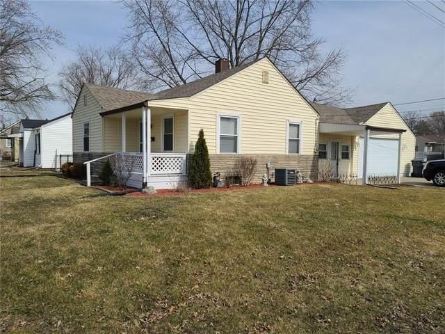 3930 Delaware Street, Anderson, IN 46013 (MLS #21770335) :: Ferris Property Group