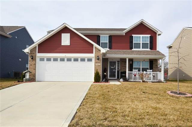 2402 Sungold Trail, Greenwood, IN 46143 (MLS #21770341) :: Heard Real Estate Team | eXp Realty, LLC