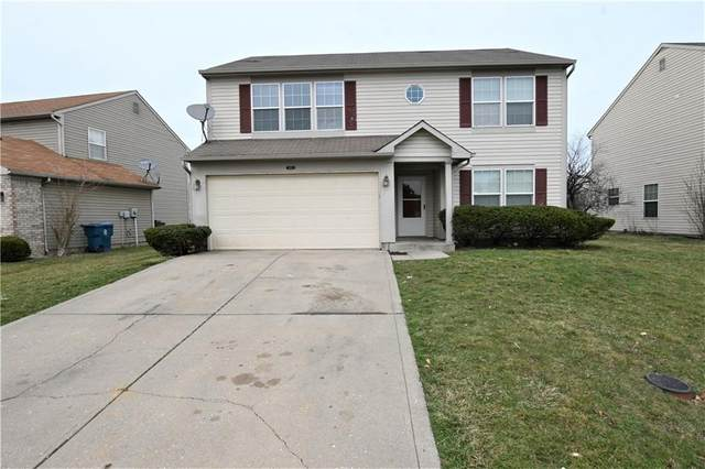 3915 Bressingham Drive, Indianapolis, IN 46235 (MLS #21770348) :: Mike Price Realty Team - RE/MAX Centerstone