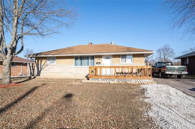 631 S 9TH Avenue, Beech Grove, IN 46107 (MLS #21770371) :: Mike Price Realty Team - RE/MAX Centerstone
