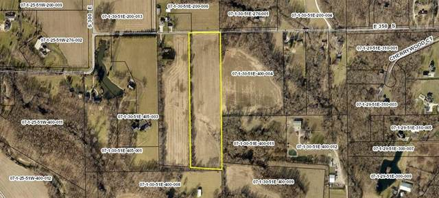 315 E County Road 350 S, Plainfield, IN 46168 (MLS #21770407) :: The Evelo Team