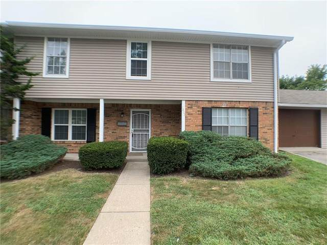 1822 Wellesley Boulevard #4, Indianapolis, IN 46219 (MLS #21770411) :: Ferris Property Group