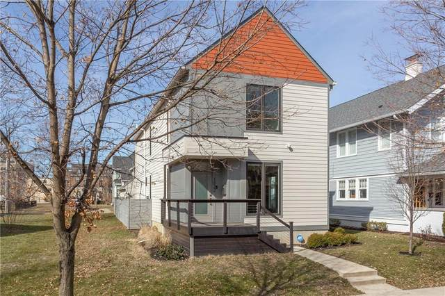 1822 N Talbott Street, Indianapolis, IN 46202 (MLS #21770424) :: Heard Real Estate Team | eXp Realty, LLC