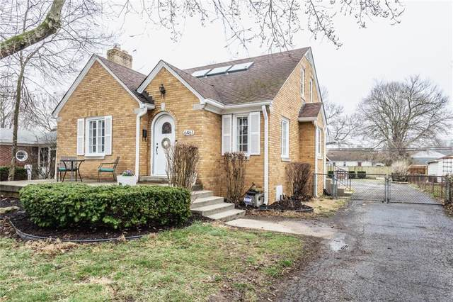 6461 Broadway Street, Indianapolis, IN 46220 (MLS #21770487) :: Anthony Robinson & AMR Real Estate Group LLC