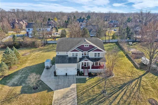 10049 Lakewood Drive, Zionsville, IN 46077 (MLS #21770497) :: Mike Price Realty Team - RE/MAX Centerstone