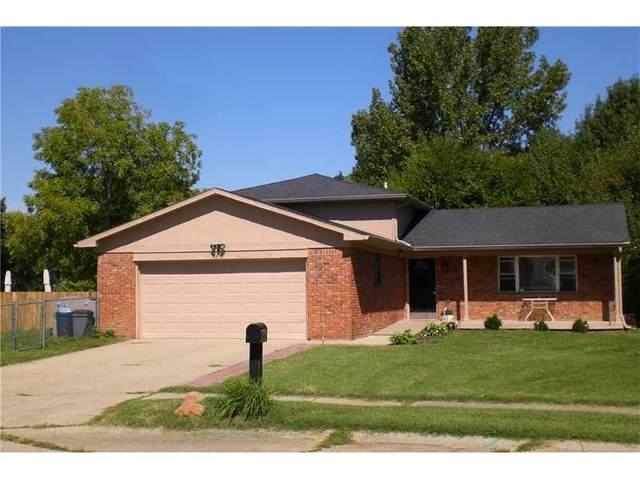 1210 Stymie Court, Indianapolis, IN 46217 (MLS #21770505) :: Heard Real Estate Team | eXp Realty, LLC
