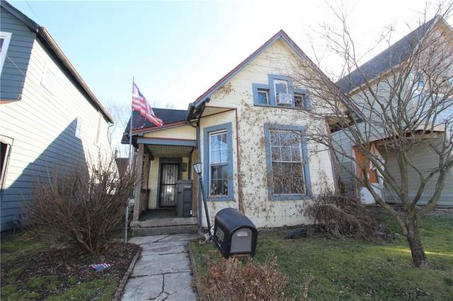 923 Cottage Avenue, Indianapolis, IN 46203 (MLS #21770529) :: Anthony Robinson & AMR Real Estate Group LLC