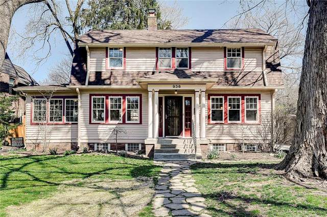 936 E 58th Street, Indianapolis, IN 46220 (MLS #21770545) :: Mike Price Realty Team - RE/MAX Centerstone
