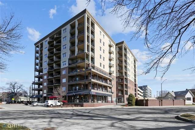 435 Virginia Avenue #608, Indianapolis, IN 46203 (MLS #21770550) :: JM Realty Associates, Inc.