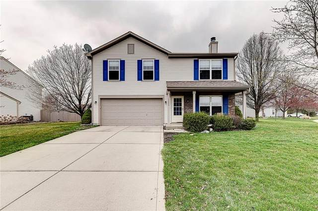 13306 Huff Boulevard, Fishers, IN 46038 (MLS #21770558) :: Heard Real Estate Team | eXp Realty, LLC