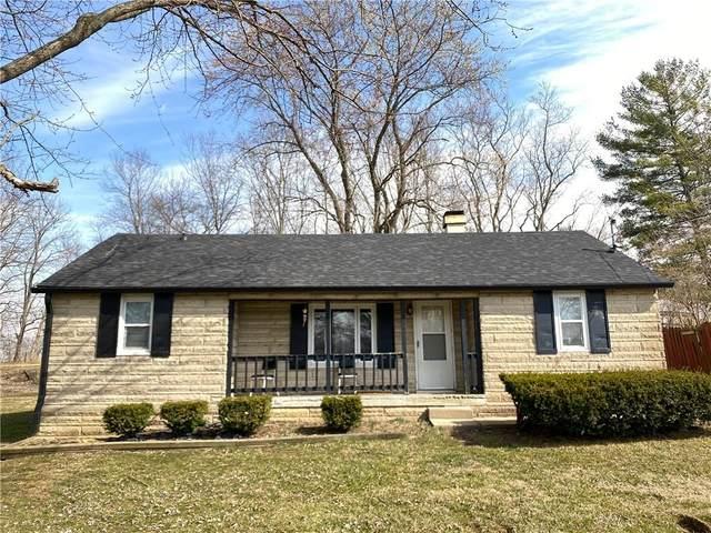 7299 N Green Meadows, Fairland, IN 46126 (MLS #21770560) :: Ferris Property Group