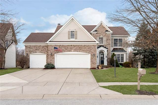 18318 Benton Oak Drive, Noblesville, IN 46062 (MLS #21770565) :: Mike Price Realty Team - RE/MAX Centerstone