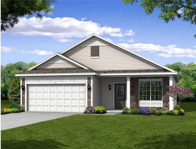 12168 Meyers Place, Noblesville, IN 46060 (MLS #21770580) :: The Evelo Team