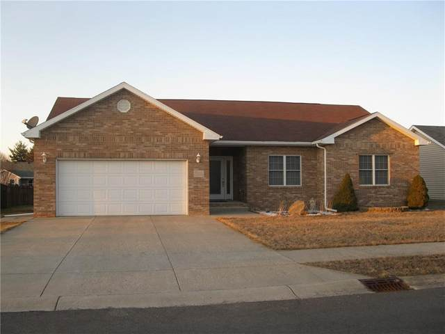 7816 W Frankie Drive, Yorktown, IN 47396 (MLS #21770604) :: Mike Price Realty Team - RE/MAX Centerstone