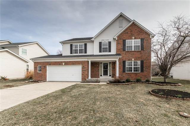 6515 Hyde Park Dr., Zionsville, IN 46077 (MLS #21770610) :: Heard Real Estate Team | eXp Realty, LLC
