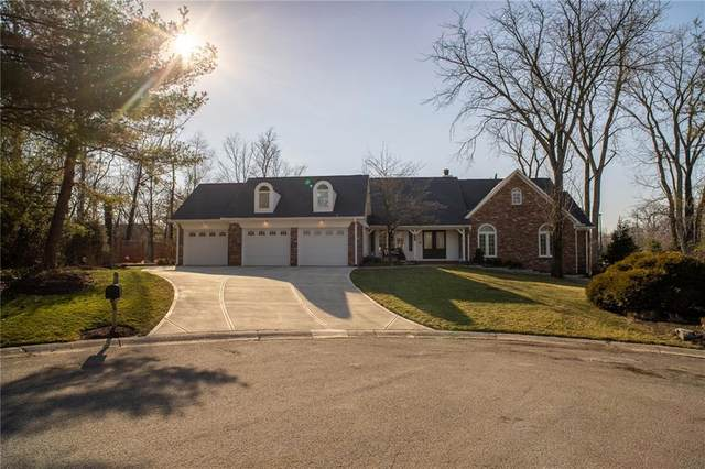 9524 Brigantine Court, Indianapolis, IN 46256 (MLS #21770611) :: Heard Real Estate Team | eXp Realty, LLC