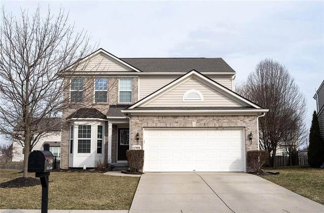 12906 Ari Lane, Fishers, IN 46037 (MLS #21770616) :: Heard Real Estate Team   eXp Realty, LLC
