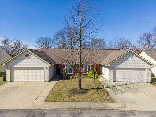 606-608 Woodberry Drive, Danville, IN 46122 (MLS #21770619) :: The Evelo Team