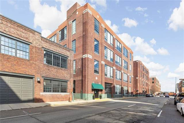 630 N College Avenue #311, Indianapolis, IN 46204 (MLS #21770647) :: Heard Real Estate Team | eXp Realty, LLC