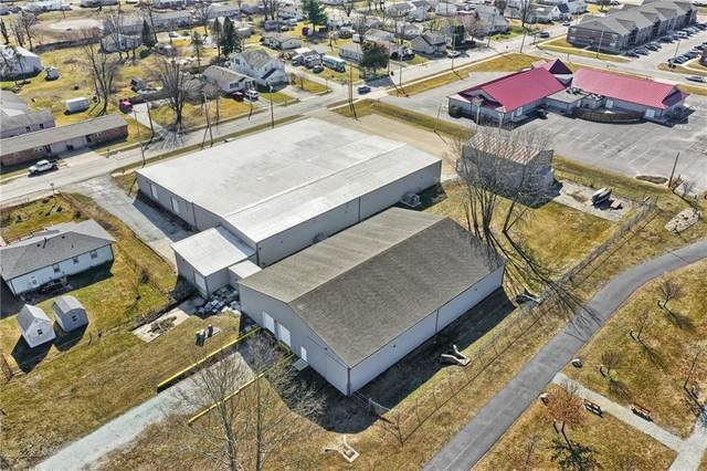 420 W Osage Street, Greenfield, IN 46140 (MLS #21770664) :: The Indy Property Source