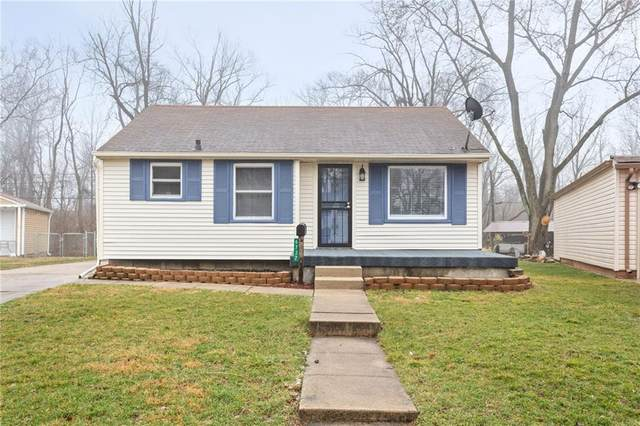 6737 E 17TH Street, Indianapolis, IN 46219 (MLS #21770667) :: Heard Real Estate Team | eXp Realty, LLC