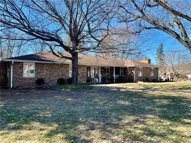 3901 S Franks Lane, Selma, IN 47383 (MLS #21770689) :: Mike Price Realty Team - RE/MAX Centerstone
