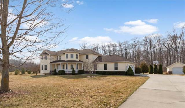 13005 E Otter Creek Lane, Columbus, IN 47203 (MLS #21770696) :: Mike Price Realty Team - RE/MAX Centerstone