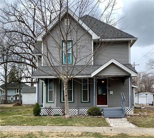 511 S Water Street, Crawfordsville, IN 47933 (MLS #21770707) :: Mike Price Realty Team - RE/MAX Centerstone